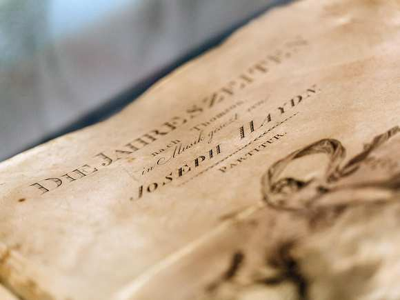 [Translate to Ungarisch:] Die Jahreszeiten von Joseph Haydn