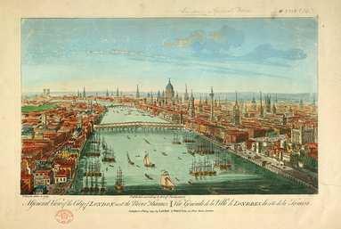 Historisches London, Foto: © AKG