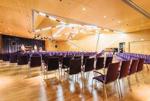 Kleiner Saal – Theater/Konzert, © Rudy Dellinger