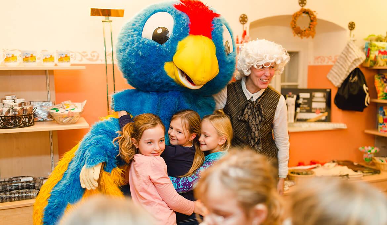Kinderkultur-Programm im Haydn-Haus, Foto: © Nicole Heiling