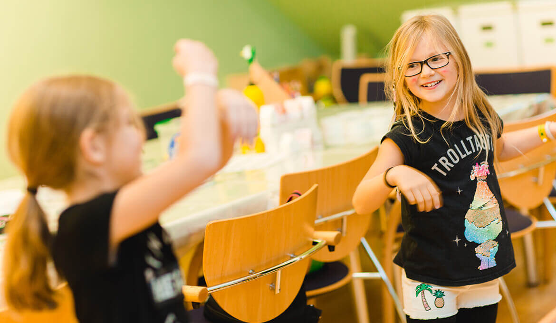 Kindergeburtstag mit Pauli Plappagei, Foto: © Nicole Heiling